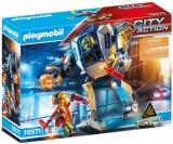 Robot De Politie Pentru Operatiuni Speciale Playmobil