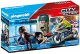 Urmarirea Hotului De Banci Playmobil