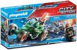 Evadarea Cu Cart Playmobil