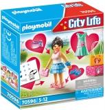 Femeie La Cumparaturi Playmobil