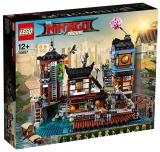 Docurile orasului Ninjago 70657 LEGO Ninjago