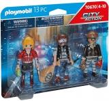 Set 3 Figurine Hoti Playmobil