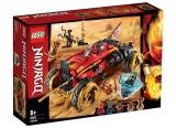 Katana 4 x 4 70675 LEGO Ninjago