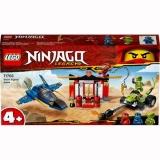 Intrecere cu Avionul de lupta 71703 LEGO NINJAGO
