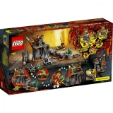 Calatorie prin temnitele Craniu 71717 LEGO NINJAGO