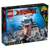 Templul armei supreme 70617 LEGO Ninjago
