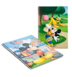 Caiet cu spira A4 60 file Mickey Mouse
