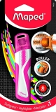 Textmarker Roller roz, Fluo Peps Maped