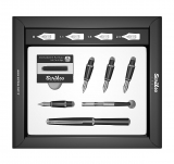 Set caligrafie Classic Black CT Scrikss