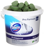 Pastile pisoar Pro-Formula, 150 buc, 3 Kg, Domestos