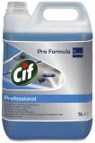 Solutie pentru geamuri si suprafete Profesional, 5L Cif