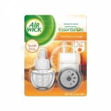 Odorizant electric + rezerva Anti-tabacco Orange 19 ml Air Wick