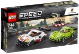 Porsche 911 RSR si 911 Turbo 3.0 75888 LEGO Speed Champions