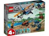 Velociraptor: misiunea de salvare cu biplanul 75942 LEGO Jurassic World