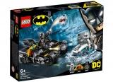 Mr. Freeze in batalia pe batcycle 76118 LEGO DC Super Heroes