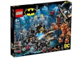 Invazia lui Clayface in Batcave 76122 LEGO DC Super Heroes