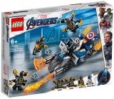 Captain America: Atacul Outriderilor 76123 LEGO Marvel Avengers