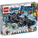 Elicopter de transport al Razbunatorilor 76153 LEGO Marvel Super Heroes