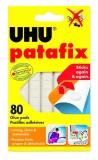 Tablete de adeziv 80 bucati Patafix UHU