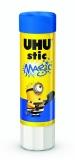 Adeziv pentru hartie 8.2 g Stic Magic Minions UHU
