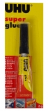 Adeziv Super glue Jumbo 3 g UHU