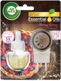 Odorizant electric + rezerva 19 ml Merry Berry Air Wick