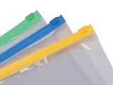 Plic plastic 240 x 180 mm transparent zipp-lock diverse modele Centrum