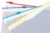 Plic plastic 225 x 125 mm transparent zipp-lock diverse modele Centrum