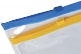 Plic plastic 297 x 210 mm transparent zipp-lock diverse modele Centrum
