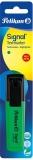 Textmarker Signal verde fluorescent blister Pelikan