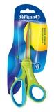 Foarfeca cu maner de plastic 17 cm Pelikan