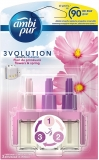 Rezerva odorizant electric 3Volution Flower & Spring, 20 ml, Ambi Pur