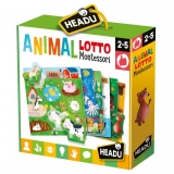 Montessori - Sa Potrivim Animalele Headu