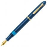 Stilou Classic M120, penita EF, Iconic Blue Pelikan