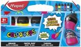 Acuarele guase Color'Peps ultra-lavabile 75 ml 6 culori/set culori primare Maped