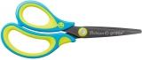 Foarfeca Griffix pentru stangaci, Neon Fresh, 15 cm, vrac Pelikan