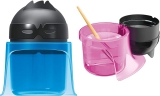 Pahar pentru pictura, diverse culori, Color Peps