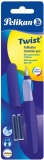 Stilou Twist Ultra Violet + 2 patroane, blister Pelikan