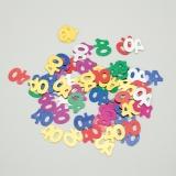 Confetti 15 gr Numarul 40 Big Party