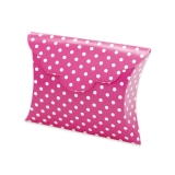 Cutie Plic Pois Fuxia 25 buc/Set Big Party