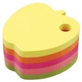 Notite adezive mar 400 file culori neon Centrum