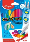 Carioca Color Peps Magic 10 culori/set Maped