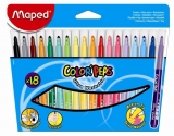 Carioci 18 culori Color Peps Maped