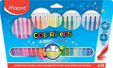 Carioci Color Peps Long Life 24 culori/set Maped