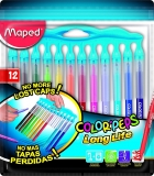 Carioci Color'Peps Long Life Innovation 12 culori/set Maped