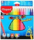 Carioci 18 culori Color Peps Maped