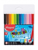 Carioci 12 culori Color Peps Ocean Maped