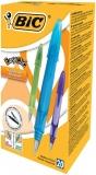 Stilou Easy Clic Standard 20 bucati/cutie Bic
