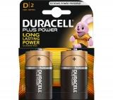 Baterie alcalina, LR20, 2 buc/blister Duracell