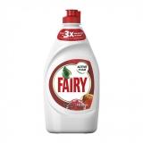 Detergent lichid vase Pomegranate & Red Orange 400 ml Fairy